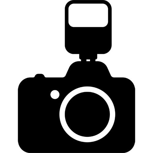 Fotokamera - Icon - webfürKMU, Zürich, Schweiz